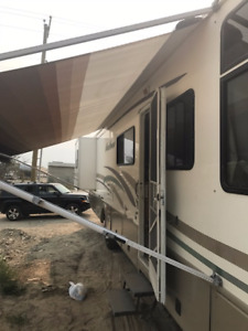 2002 Pace Arrow 36 Fleetwood Triton V10 IN EXCEPTIONAL CONDITION
