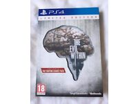 The Evil Within PS4 Limited Edition