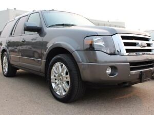 2014 Ford Expedition LEATHER, SUNROOF, NAV, BLUETOOTH,.