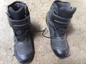 USA size 9 Teknic motorcycle boots