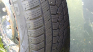 195/65r15 winter tires sell or trade