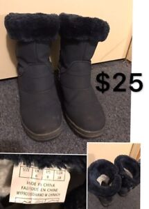 MOUNTAIN WAREHOUSE women's snow boots(-30)size 8  $25