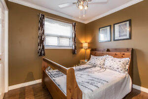 Beautiful one bedroom at victorial park and finch