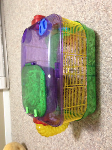 Hamster Cage X2