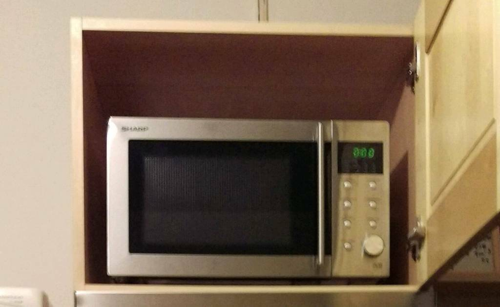 Sharp Microwave 800 Watt