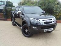 2017 Isuzu D max 2.5TD Yukon Double Cab 4x4 [Vision Pack] 4 door Pick Up