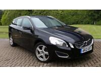 2012 Volvo V60 D5 (215) SE Lux 5dr Geartronic Automatic Diesel Estate