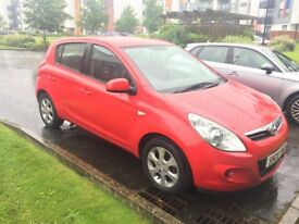 Stunning 2009 Hyundai I20 with only 30,000 miles. Full history , one owner