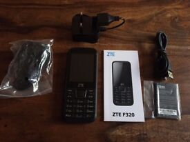 ZTE F320 Mobile Phone (Brand New)