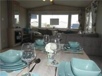 STUNNING BRAND NEW 2017 STATIC CARAVAN FOR SALE WHITLEY BAY TYNE AND WEAR NORTH EAST COAST