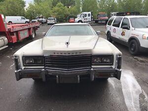 Cadillac Eldorado 78
