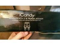 Maxi cosy /i candy adaptors