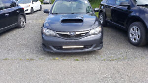 2010 Subaru Impreza WRX Familiale