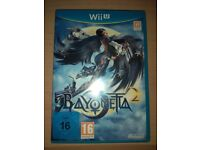 Bayonetta 2 Nintendo WiiU Game