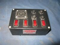 4 Way Switch Box for Motorised Effects
