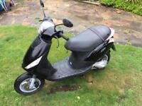 Piaggio Zip 50cc 2005 (1 Years MOT)