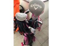 Callaway Series XJ golf club for girls