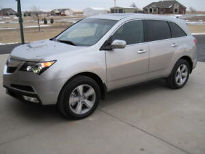 2010 Acura MDX SUV with Nav and DVD