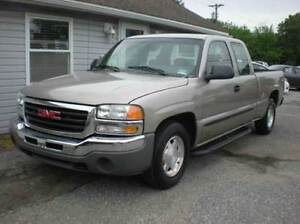 2003 GMC Sierra 1500 PARTS FOR SALE- ENGINE+ TRANNY INCLUDED