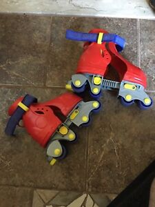 Patins a roulettes fisher price a 5 roues