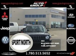 2015 Jeep Patriot Sport/North | Budget Minded