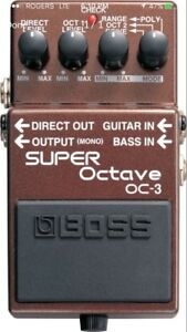 Boss OC-3 Super Octave for sale!