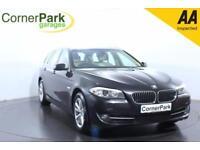 2013 BMW 5 SERIES 520D SE TOURING ESTATE DIESEL