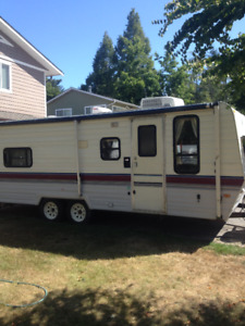 24FT TERRY RESORT READY FOR CAMPING