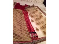 Pakistani/ Indian / salwar kameez / Saree