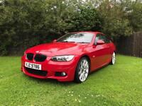E92 BMW 320d M Sport Coupe
