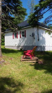 3.7 ACRES and a COZY HOME FOR SALE