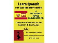 Small Group Spanish Classes with Native Qualified Teacher