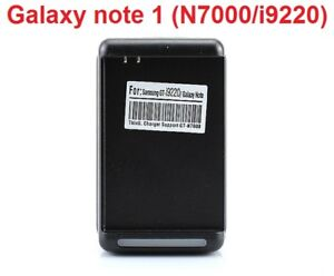 Chargeur batterie Samsung Galaxy Note 1/2/3 battery wall charger