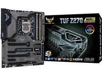 NEW! ASUS Z270 TUF Sabertooth motherboard, 1151 socket