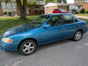 2004 Nissan Sentra 1.8S *AS IS*