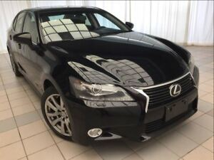 2014 Lexus GS 350 Navigation Package: 1 Owner, ECP Gold Plan.