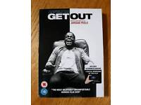 GET OUT - DVD - Brand New and Sealed