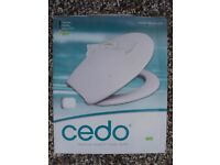 Cedo Resin Toilet Seat / German Quality / Never Used