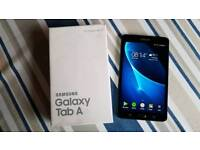 "Samsung Galaxy Tab A 7"" (latest 2016 model) Black"