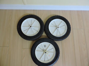 Hard Plastic Wheels