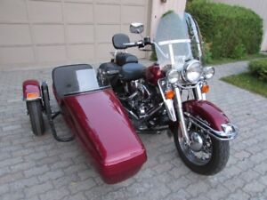 Harley Davidson side-car