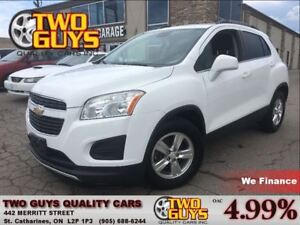 2014 Chevrolet Trax 1LT | GM LEASE RETURN | FWD | ALLOYS