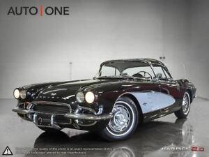 1961 Chevrolet Corvette   HARD TOP & SOFT TOP