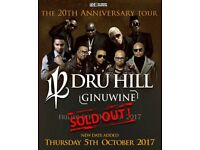 Seated Kings Row - 112 / Dru Hill with Sisqo / Ginuwine - The 20th Anniversary Tour