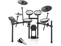 ROLAND TD-11KV all mesh drum kit & VEX pack. Including wireless dongle, pedal, stool, manual