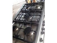 Large range style gas cooker