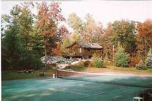 100 % privacy Beautiful Clean Log Cabin