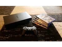 Playstation 2 Bundle Plus 5 Games