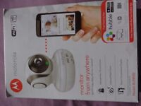 Motorola Blink 83 Connect HD Wi-Fi Baby Monitor