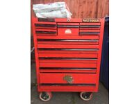 MAC roller cab tool chest